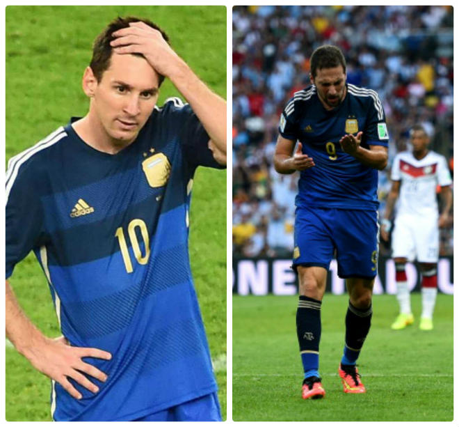 """Argentina """"cung phụng"""" Messi: Loại """"thánh ám"""" Higuain, biến sân nhà thành Nou Camp 1"""