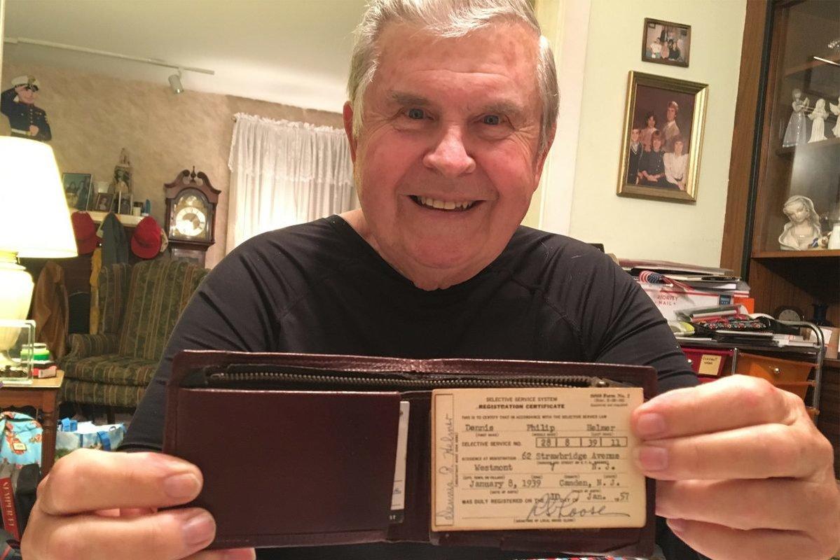 Được trả lại ví mất trộm sau 50 năm, cảm thấy hoang mang - 2