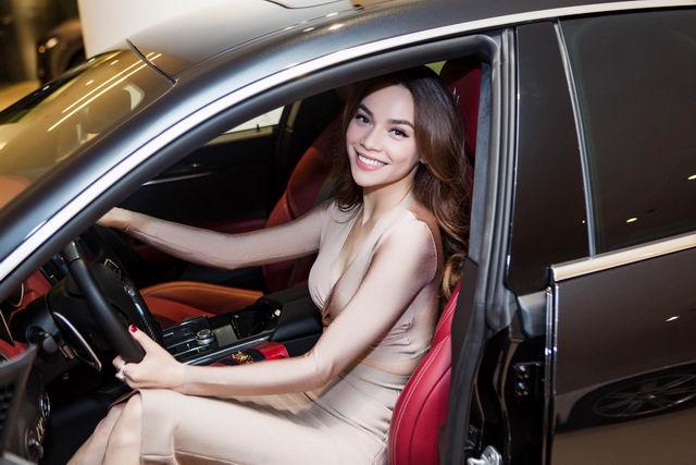 Hồ Ngọc Hà sắm siêu xe Maserati 7 tỷ đồng