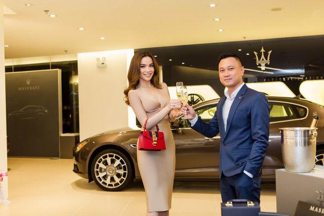 Hồ Ngọc Hà sắm siêu xe Maserati 7 tỷ đồng - 2