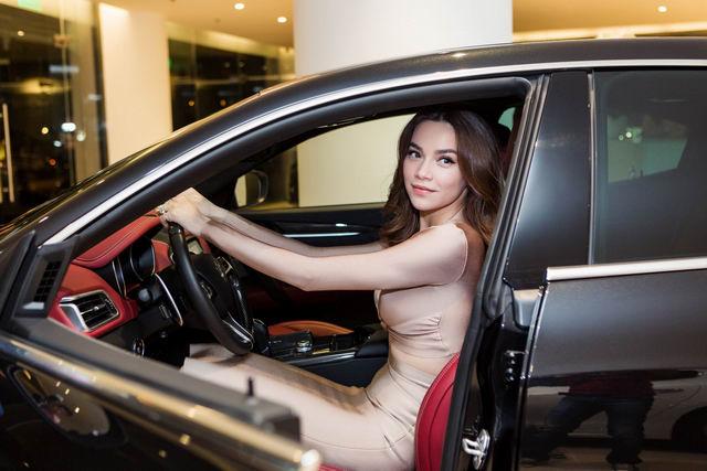 Hồ Ngọc Hà sắm siêu xe Maserati 7 tỷ đồng - 4