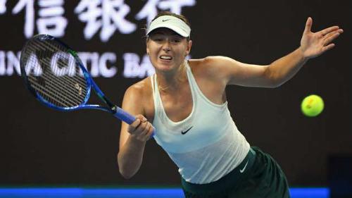 Chi tiết Sharapova - Makarova: Set cuối siêu bùng nổ (KT) 3