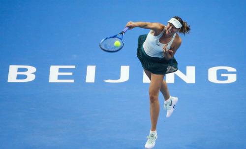 Chi tiết Sharapova - Makarova: Set cuối siêu bùng nổ (KT) 6