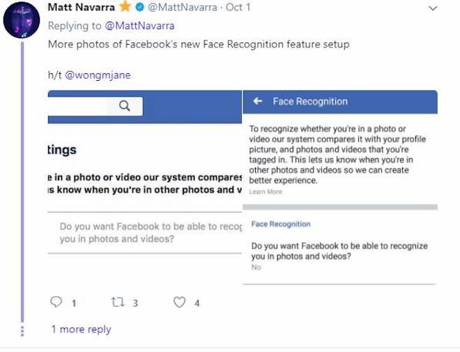 Quên mật khẩu Facebook, có thể đăng nhập qua nhận diện khuôn mặt - 2