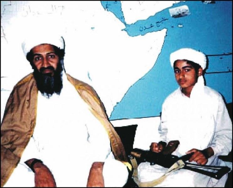 Hành tung bí ẩn của con trai trùm khủng bố bin Laden - 1
