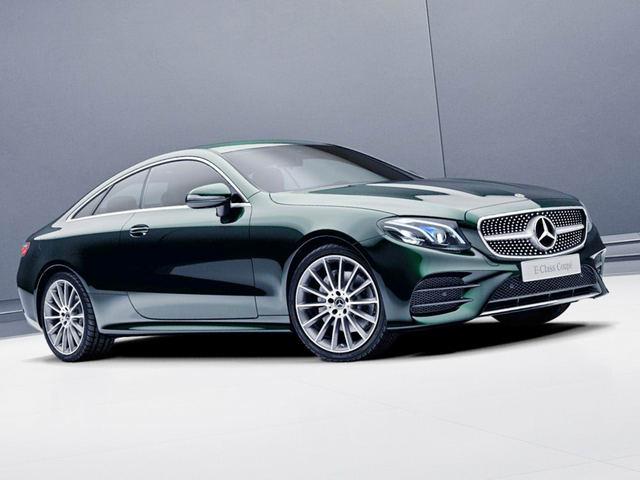 Mercedes E300 Coupe 2018 giá 3,1 tỷ đồng ở Việt Nam - 1