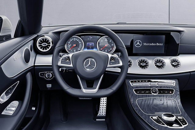 Mercedes E300 Coupe 2018 giá 3,1 tỷ đồng ở Việt Nam - 2
