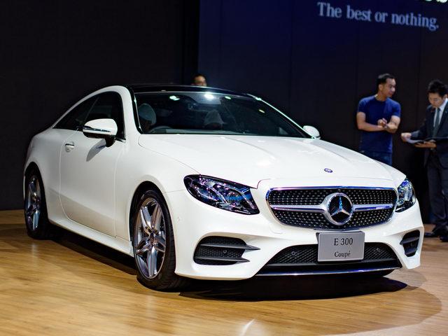 Mercedes E300 Coupe 2018 giá 3,1 tỷ đồng ở Việt Nam - 3
