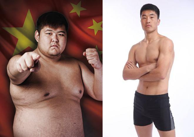 MMA: Cao thủ Trung Quốc 150kg thua đau đối thủ 80kg 1