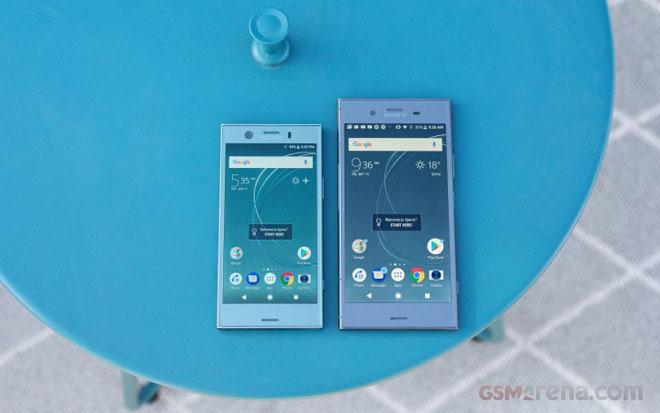 """Đánh giá chi tiết Sony Xperia XZ1 Compact: Bé """"hạt tiêu"""" - 1"""