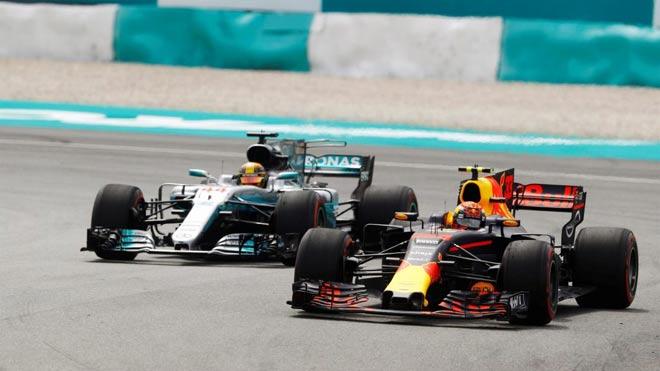 Đua xe F1: Niềm vui kép ngay trên thánh địa của kình địch 1
