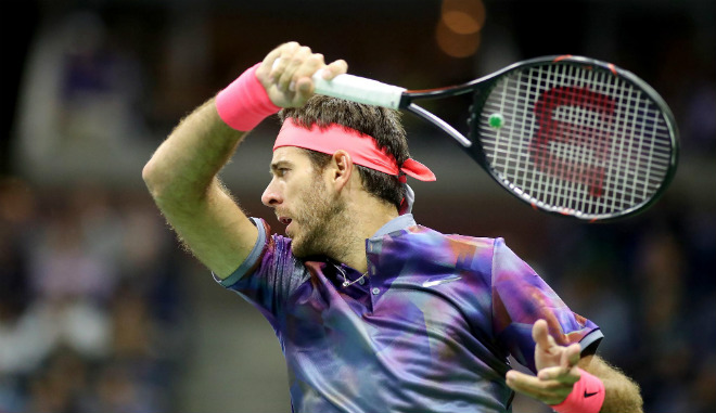 China Open 3/10: Del Potro thắng nghẹt thở Cuevas - 1