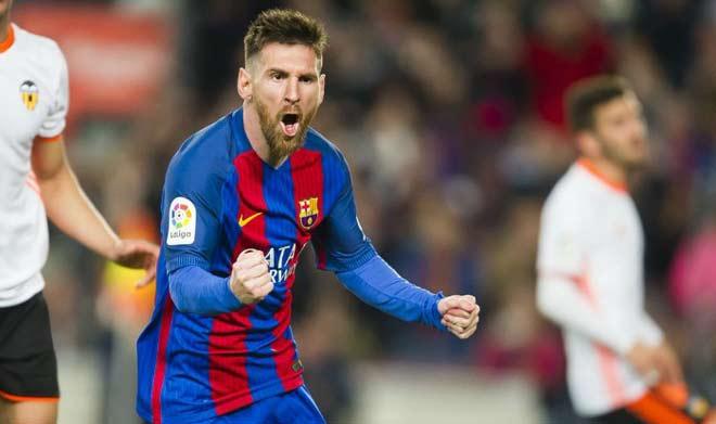 Giày vàng châu Âu: Messi ghi bàn khủng vẫn xếp sau kẻ vô danh - 1