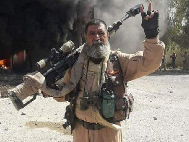 """""""Vua bắn tỉa"""" từng diệt 341 tên IS đã tử trận"""