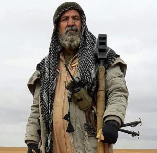 """""""Vua bắn tỉa"""" từng diệt 341 tên IS đã tử trận - 2"""