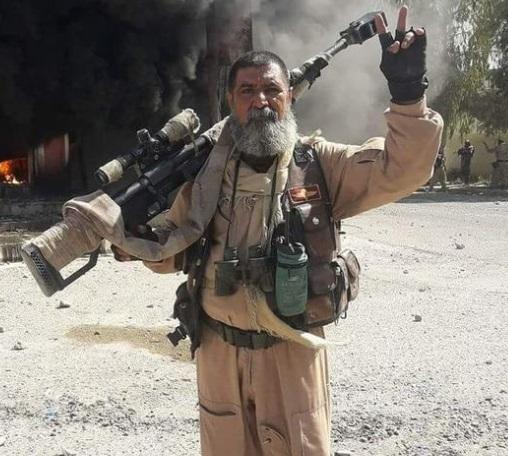 """""""Vua bắn tỉa"""" từng diệt 341 tên IS đã tử trận - 1"""
