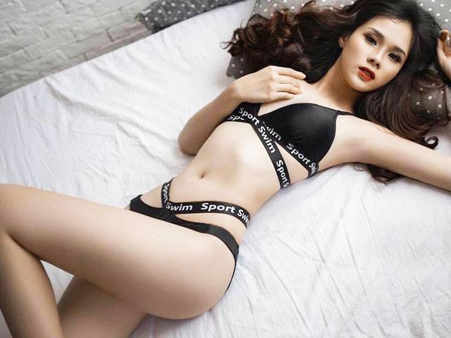 """Mỹ nữ Quảng Ninh thi hoa hậu vì tiền: """"Tôi trả lời xuất phát từ con tim"""""""