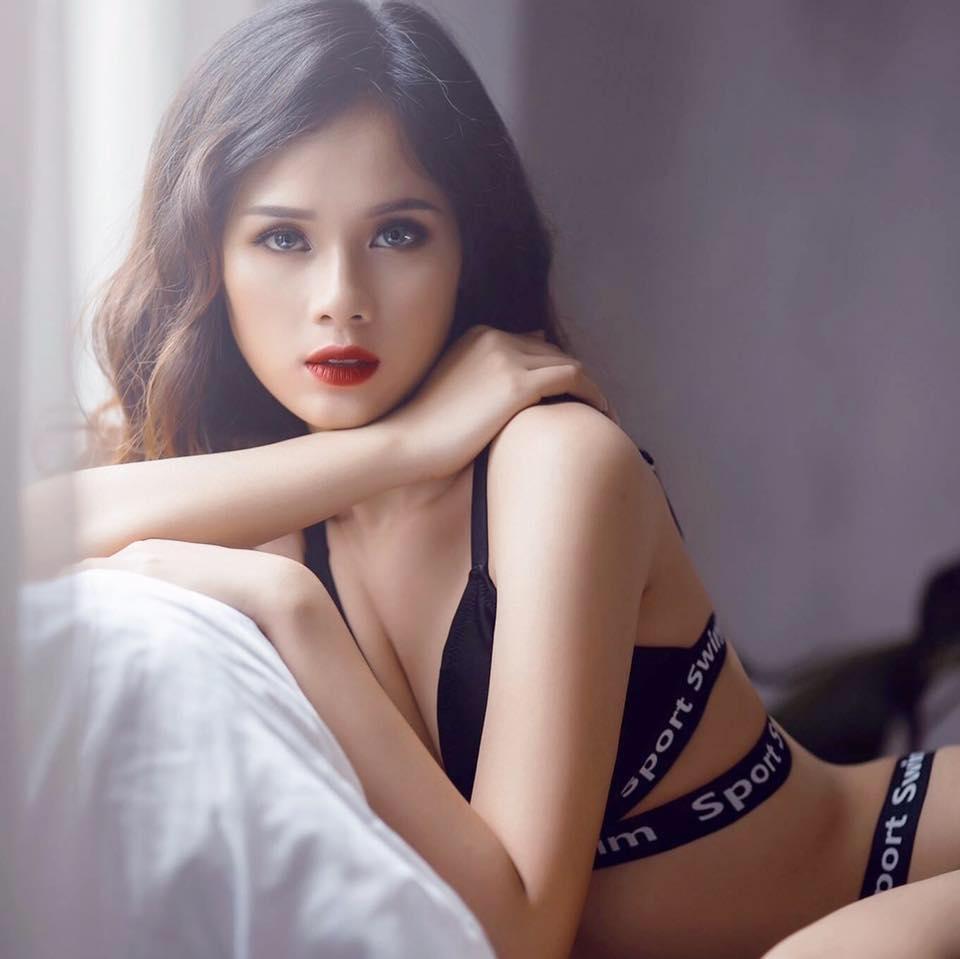 """Mỹ nữ Quảng Ninh thi hoa hậu vì tiền: """"Tôi trả lời xuất phát từ con tim"""" - 3"""