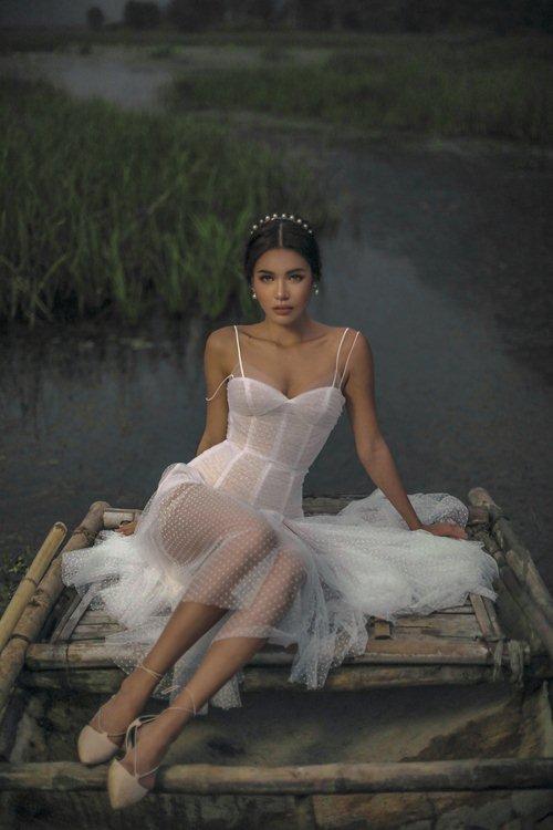 Mẫu nữ sexy nhất Việt Nam bỏ sự nghiệp theo chồng lên xe hoa? - 3