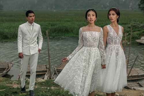 Mẫu nữ sexy nhất Việt Nam bỏ sự nghiệp theo chồng lên xe hoa? - 4