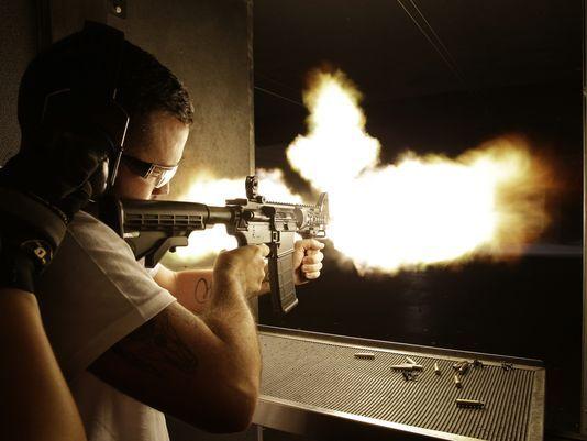 Thảm sát Las Vegas: Nơi dân tự do trải nghiệm vũ khí giết người