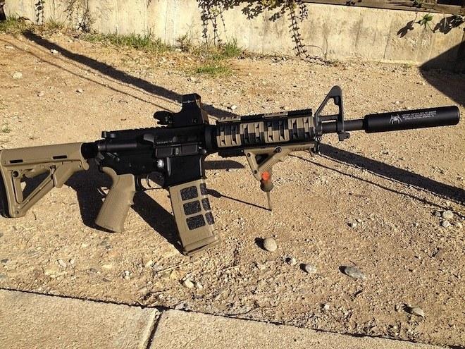 Thảm sát Las Vegas: Nơi dân tự do trải nghiệm vũ khí giết người - 3