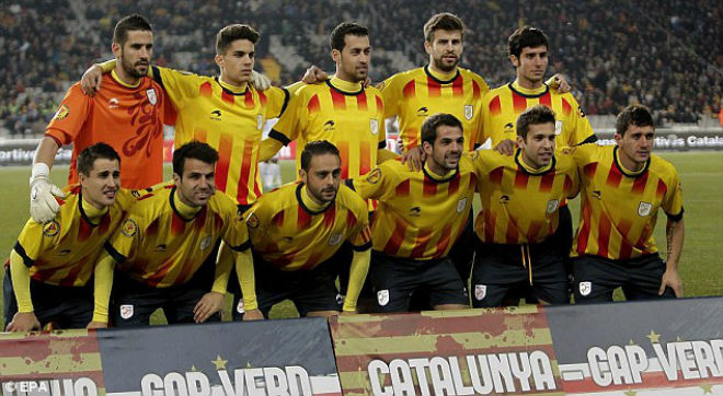 """Tuyển Catalunya có dàn sao Barca: """"Ông lớn"""" châu Âu lo nơm nớp - 3"""