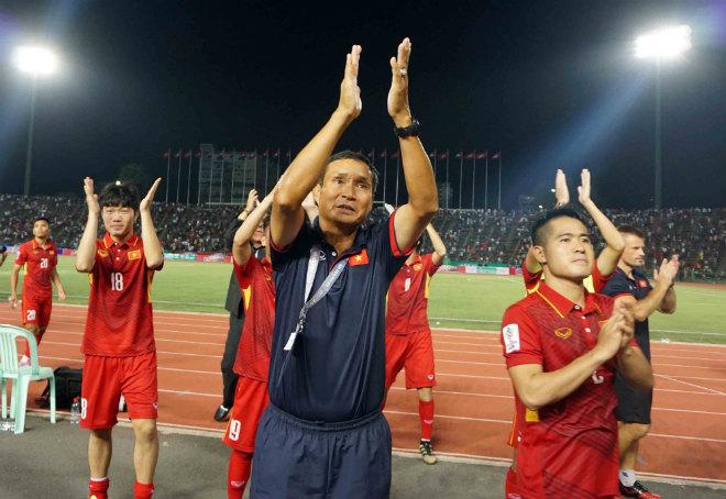 HLV Mai Đức Chung: Tuyển thủ Việt Nam phong độ tốt, vẫn lo thảm họa thủ môn - 2
