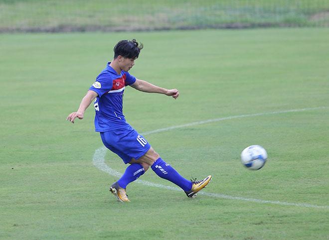 Xuân Trường nức nở khen cầu thủ kỹ thuật tốt nhất tuyển Việt Nam 13