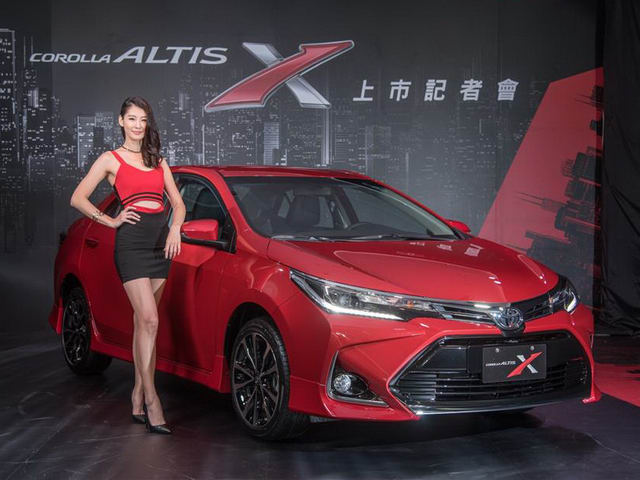 Toyota Corolla Altis X 2017 giá chỉ gần 600 triệu đồng