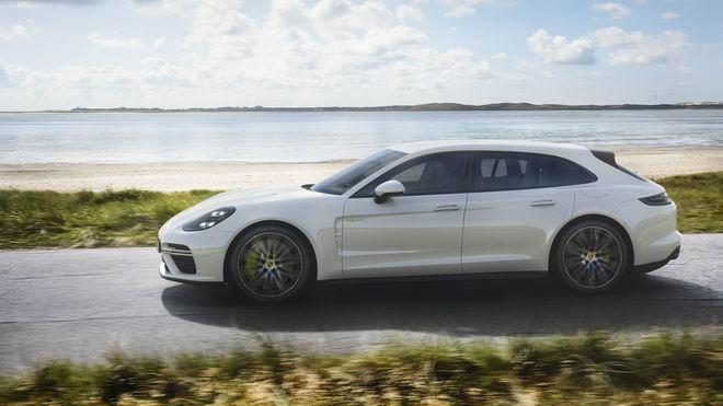 Porsche Panamera hybrid tiết kiệm nhiên liệu giá 5 tỷ đồng - 4