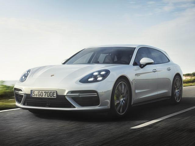 Porsche Panamera hybrid tiết kiệm nhiên liệu giá 5 tỷ đồng - 6