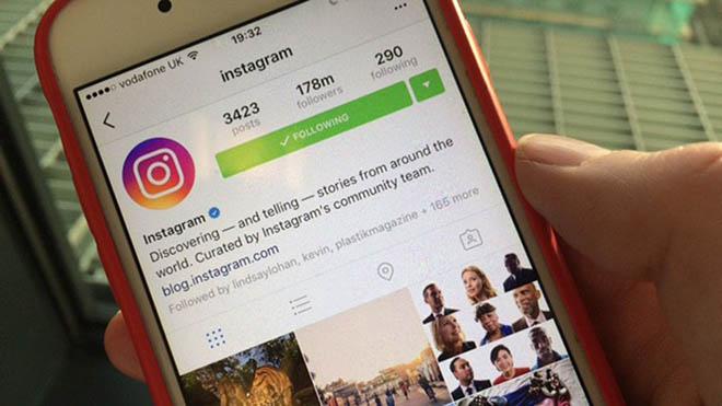 """Những ưu và nhược điểm nên biết trong thế giới """"showbiz"""" Instagram - 2"""