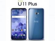 """Lộ diện HTC U11 Plus concept đẹp  """" ma mị """""""