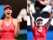 Chi tiết Sharapova - Makarova: Set cuối siêu bùng nổ (KT)