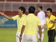 Bóng đá - HLV Lê Huỳnh Đức không chửi thề CĐV TP HCM