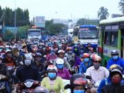 Tin tức trong ngày - Tài xế đưa tiền lẻ, BOT tuyến tránh Biên Hòa không xả trạm