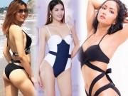 """Thời trang - 3 kiều nữ Việt tuyên bố """"không thèm"""" đại gia dù đoạt hoa hậu"""