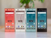 """Đánh giá chi tiết Sony Xperia XZ1 Compact: Bé  """" hạt tiêu """""""