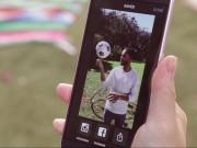 Mang hiệu ứng Boomerang cực vui đến với video trên Camera Roll và Gallery