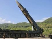 Thế giới - Tình báo Mỹ: Cấm vận kinh tế chẳng làm gì được Triều Tiên
