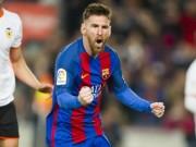 Bóng đá - Giày vàng châu Âu: Messi ghi bàn khủng vẫn xếp sau kẻ vô danh