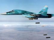 """Thế giới - Chiến đấu cơ Nga """"nướng chín"""" 304 khủng bố IS trong 2 ngày"""