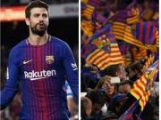 """Tuyển Catalunya có dàn sao Barca:  """" Ông lớn  châu Âu lo nơm nớp"""