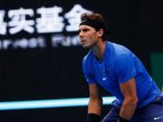 "Thể thao - Nadal - Pouille: ""Chết đi sống lại"" từ loạt tie-break (Vòng 1 China Open)"