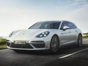Porsche Panamera hybrid tiết kiệm nhiên liệu giá 5 tỷ đồng