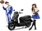 Giới trẻ phát cuồng với Yamaha QBIX giá 36,3 triệu đồng
