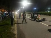 Hai công nhân chết tức tưởi trên đường về nhà trọ