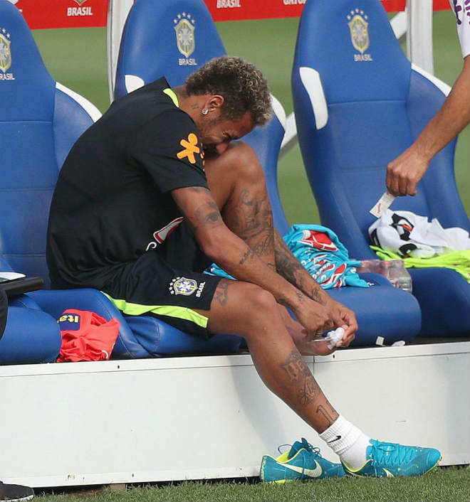 Nghi án PSG gây sức ép, Brazil dung túng Neymar giả chấn thương - 2