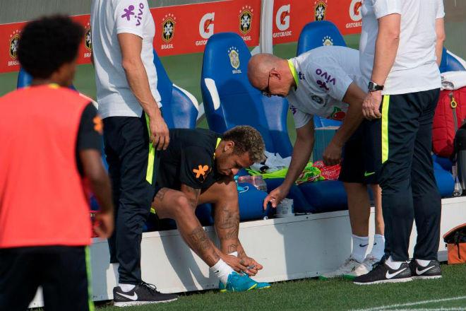 Nghi án PSG gây sức ép, Brazil dung túng Neymar giả chấn thương - 3